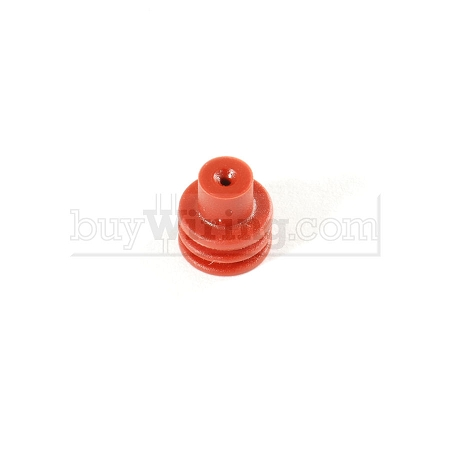 Dk. Red Weather Pack Cable Seals