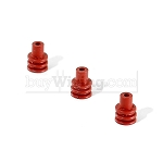 25 pk. - Dk. Red M/P Cable Seals
