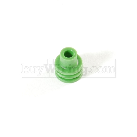 Green Weather Pack Cable Seals