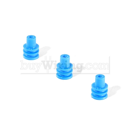 100 pk. - Blue M/P Cable Seals