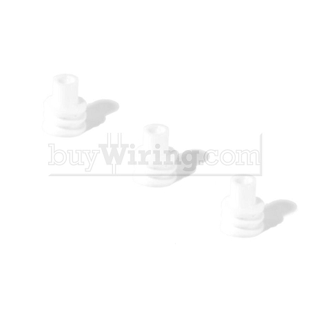 25 pk. - White M/P Cable Seals